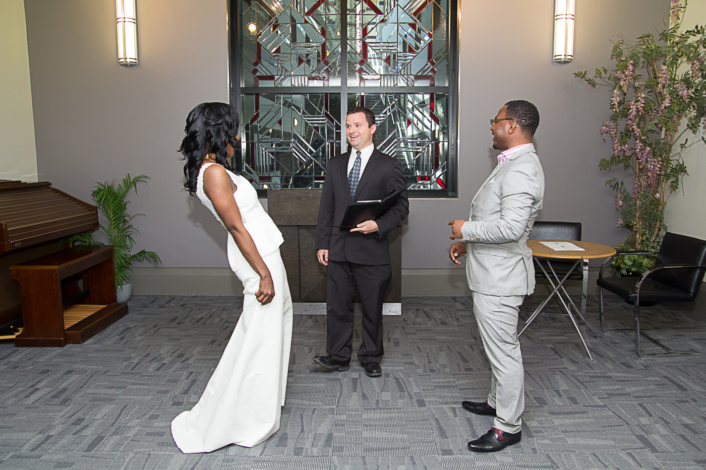 City Hall Wedding Booking